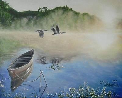 The Lake Original by Sergey Selivanov