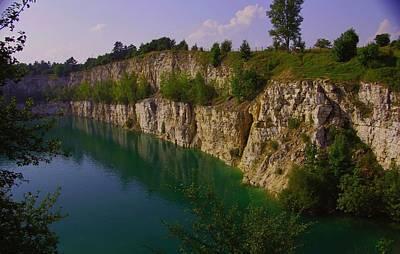 Landscape Photograph - The Lake by Tom Maimran
