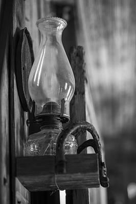 The Lantern Print by Amber Kresge