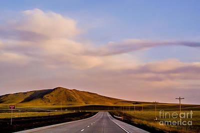 Usa Photograph - The Last Mountain by Gib Martinez