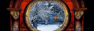 Fenster Photograph - The Light In The Window by Gunter Nezhoda