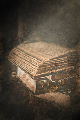 The Light Of Knowledge Print by Loriental Photography