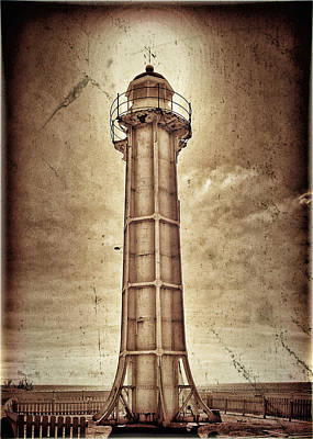 The Lighthouse Original by Christian Schroeder