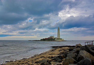 The Lighthouse Print by Trevor Kersley