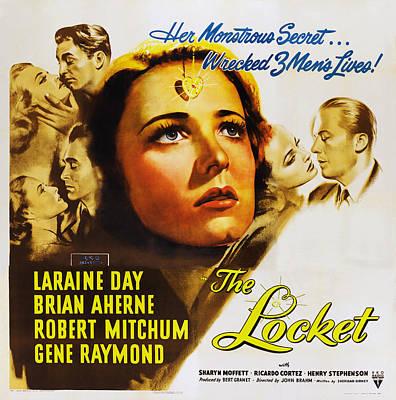 Locket Photograph - The Locket, Us Poster Art, Robert by Everett
