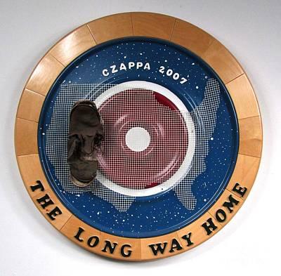 The Long Way Home Original by Bill Czappa