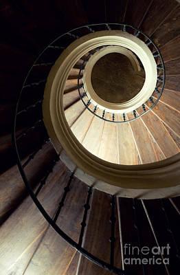 The Lost Wooden Tower Print by Jaroslaw Blaminsky