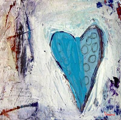 The Love Inside Print by Venus