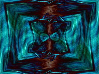 Magic Carpet Ride Digital Art - The Magic Carpet Ride by Tim Allen