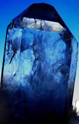 The Magic Crystal Print by Colette V Hera  Guggenheim