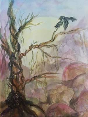 The Magic Tree Original by Ellen Levinson
