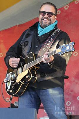 Tex-mex Photograph - The Mavericks Raul Malo by Concert Photos