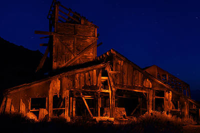 The Mill Print by Greg Thelen