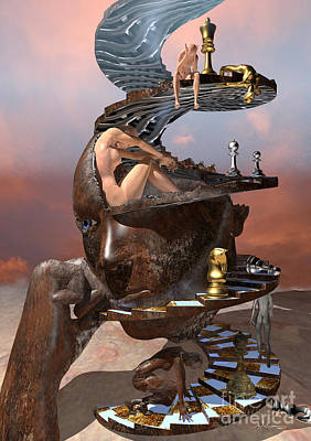 The Mind Game Original by Mihai Manea
