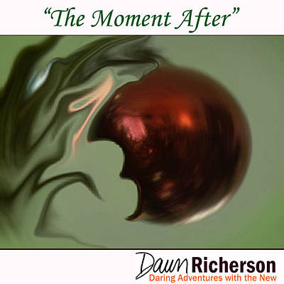 Rights Of Man Digital Art - The Moment After by Dawn Richerson