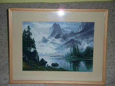 The Mountain Original by Mark Zsolt