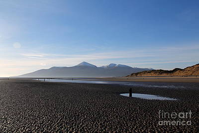 Landscape Photograph - The Mourne Mountains by Jay Mayne