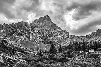 Crestone Photograph - The Needle by Aaron Spong