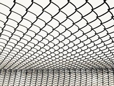 The Net No.8 Vertical Version Original by Fei A