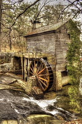 The Old Mill Original by Debra Forand