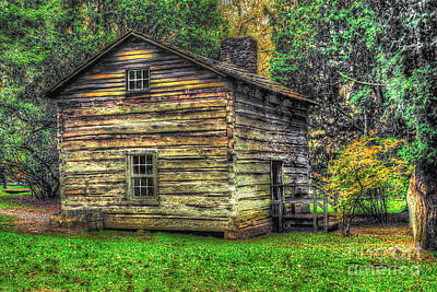 Grind House Photograph - The Old Mill House by Dan Stone