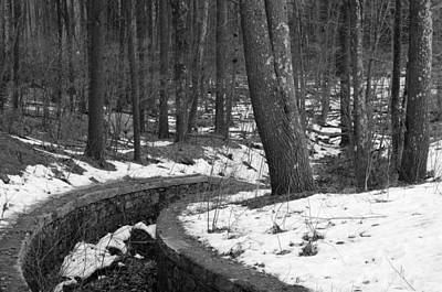 The Parallel Path Print by Luke Moore