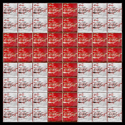 Coca-cola Sign Photograph - The Pause That Refreshes by John Stephens