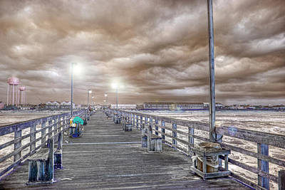 Topsail Photograph - The Perfect Storm by Betsy C Knapp