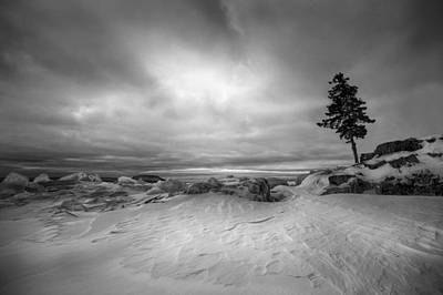 Snow Forts Photograph - The Point by Jakub Sisak