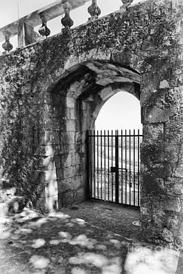Gate Photograph - The Porta Do Sol Gate by Jose Elias - Sofia Pereira