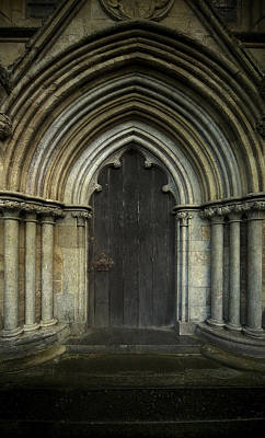 The Portal Print by Jaroslaw Blaminsky
