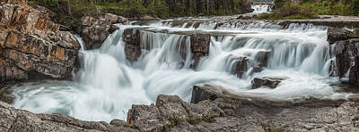 The Power Of Water Original by Jon Glaser