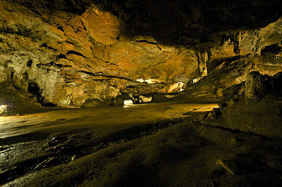Prehistoric Photograph - The Prehistoric Cavern by Gina Dsgn