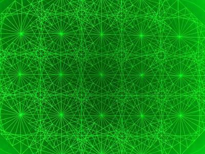 The Quantum Realm Original by Jason Padgett