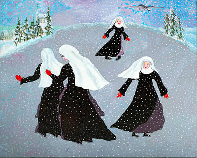 The Red Mitts Original by Donna Parker
