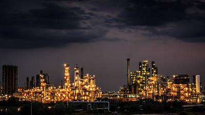 The Refinery Original by Mihai Andritoiu