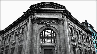 Royal Bank Of Canada Photograph - The Royal Bank Of Canada by Ty Lee