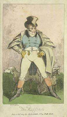 The Ruffian Print by British Library