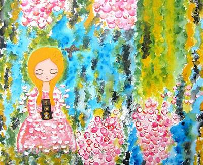 The Secret Garden Original by Rakhee Krishna