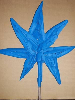 Optimistic Drawing - The Seven Star Of Health  by Jonathon Hansen