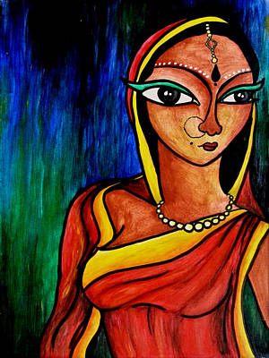 The Spinster  Original by Sivaanan Balachandran