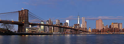 New York City Skyline Photograph - The Spirit Of America by Juergen Roth