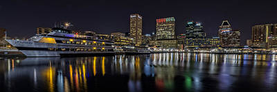 Chesapeake Bay Photograph - The Spirit Of Baltimore by Rick Berk