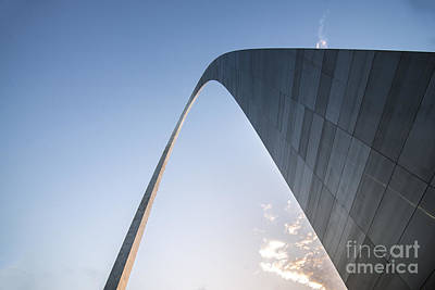 Stan Musial Photograph - The St. Louis Gateway Arch 20 by David Haskett