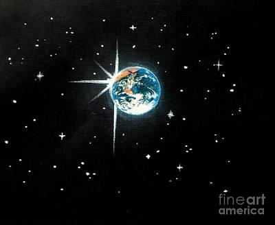 The Star Print by Shasta Eone