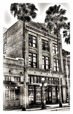 The Stein Building Print by Marvin Spates
