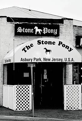 Asbury Photograph - The Stone Pony Asbury Park Nj by Terry DeLuco