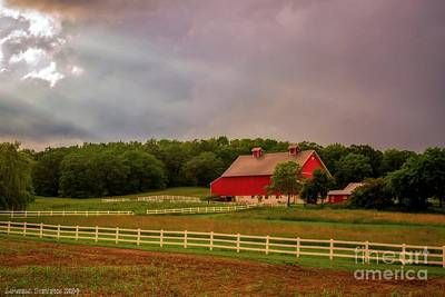 In Eau Claire Wi Photograph - The Sun Will Shine Through by Lowell Stevens