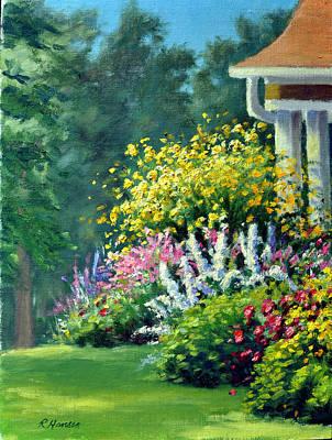 The Sunshine Garden Original by Rick Hansen