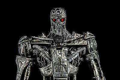 The Terminator  Original by Toppart Sweden